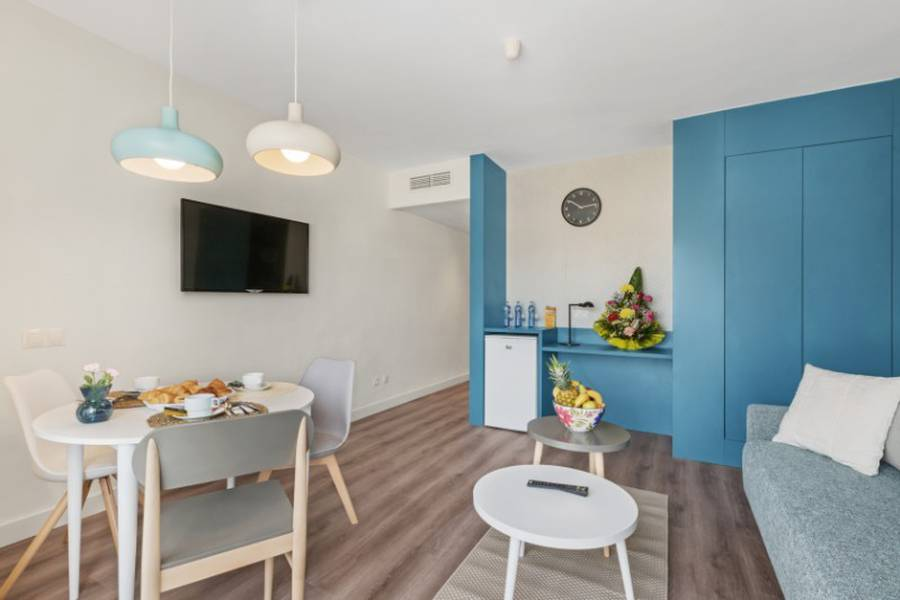 Suite 2 adults + children Palmanova Suites by TRH Hotel