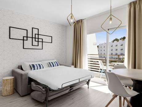 Apartment for 3 adults Palmanova Suites by TRH Hotel