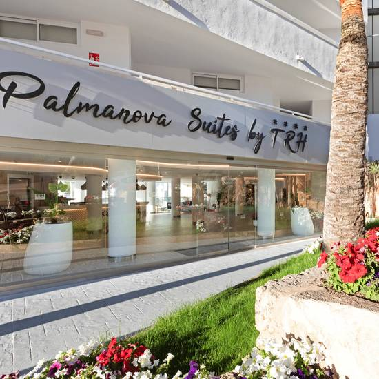Concierge palmanova suites by trh hotel magaluf